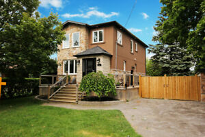 2 Bedroom Basement Apartment near St. Clair and Kingston