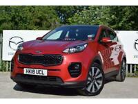 2018 Kia Sportage 1.7 CRDi ISG 3 5dr Estate Estate Diesel Manual