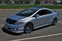 Immaculate 2009 Honda Civic SI Coupe