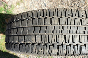 Winter Tire P235/75R15