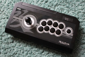 Hori Rap4 Fightstick - Mint Condition