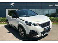 2018 Peugeot 3008 1.6 THP GT Line Premium EAT (s/s) 5dr Auto Hatchback Petrol Au