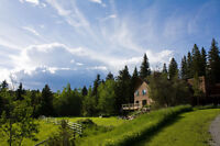 Stunning 26.5 acre property only minutes to Williams Lake