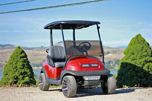 Custom Electric Golf Cart | SC Carts