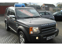 Land Rover Discovery 3 2.7TD V6 2005 S 7 SEATER