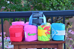 Saddle Pads, Bonnets and Polo Wraps