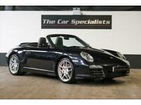 Porsche 911 C4S 997 GEN II LOW MILES BOSE E/HEATED SEATS D/MEMORY FULL JUST