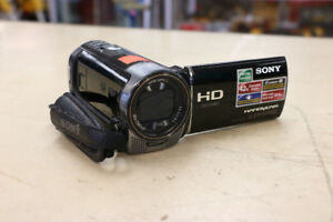 **42X EXTENDED ZOOM** Sony Handycam, HDR-CX130