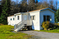 3 bedroom unit with large addition!