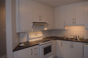 FULLY RENOVATED - Spacious 4 1/2 Condo for Rent (Baie D'Urfe)
