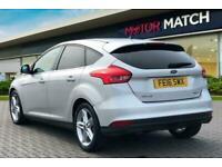 2016 Ford Focus ZETEC Hatchback Petrol Manual
