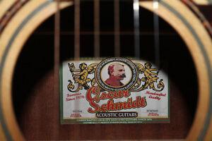 Oscar Schmidt by Washburn Guitar St. John's Newfoundland image 7