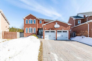 4 Bed / 4 Bath Detached @ Whitby!!!