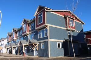 BRAND NEW HUDSON EXECUTIVE Townhome 3 Bdrm 2 1/2 Bath Dble Garg