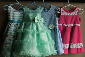 Girls 3T Summer and Spring Dresses