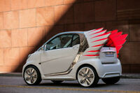 Looking Smart Fortwo