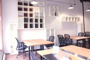 Bureau à partager à louer - Shared office to rent