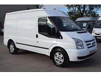 Ford Transit 155 T350 Limited Panel Van