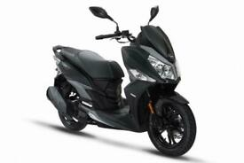 SYM JET 14 125 cc LC Automatic Scooter Moped Learner Legal Large Maxi For Sal...