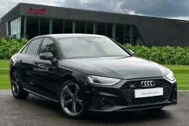image for 2020 Audi A4 Black Edition TDI  347 PS tiptronic Saloon Diesel Automatic