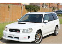 Subaru Forester 2.5 STI FRESH IMPORT BEST AVAILABLE SEE PICS (IMPREZA WRX STI)