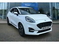 2020 Ford Puma 1.0 EcoBoost ST-Line 5dr **Privacy Glass** Manual Hatchback Petro