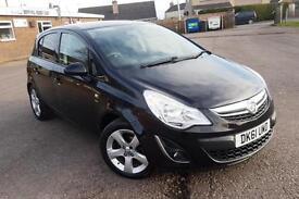 Vauxhall Corsa 1.2i SXi 5 DOOR PETROL MANUAL