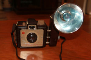 Brownie Holiday Flash Camera.