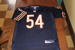 Chicago Bears # 54 Brian Orlacher reebok jersey