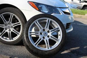 """Acura CSX 17"""" + Pneus Michelin Super Sport"""
