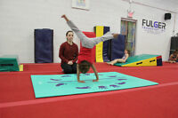Gymnastics Summer Camp & Classes for Recreational & Competitive