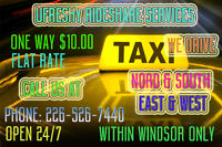 Instant rapid cheapest Rideshare in windsor