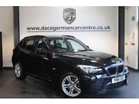 2012 61 BMW X1 2.0 XDRIVE20D M SPORT 5DR AUTOMATIC 174 BHP DIESEL