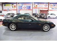 2001 Y JAGUAR XF 4.0 CONVERTIBLE 2D AUTO 290 BHP