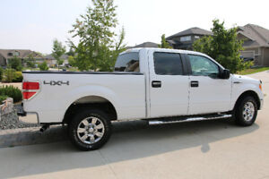 2009 Ford F-150 SuperCrew XLT XTR Pickup Truck