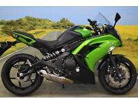 Kawasaki ER6-F 2014**2370 MILES, DIGITAL DISPLAY, ADJUSTABLE LEVERS**