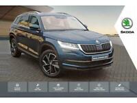 2020 Skoda Kodiaq 1.5 TSI (150ps) Edition (7 seats) ACT DSG Auto Station Wagon P