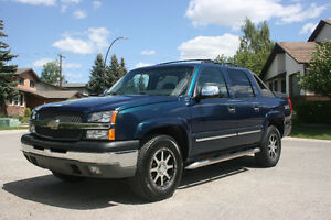 2005 Chevrolet Avalanche 178000km With Mechanical Inspection