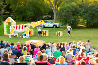 Theatre in the Park - free for the whole family