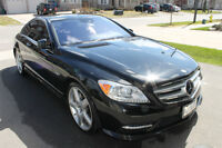 2011 Mercedes-Benz CL-Class CL550 AMG 4Matic Coupe (2 door)