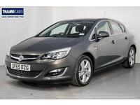 2015 Vauxhall Astra 1.6 CDTi 136ps SRi With Air Con, Electric Windows And Cruise