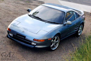 1992 MR2 Turbo GT Mint LOW KM RHD