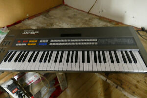 6 Voice analog JX-8P synth, by Roland