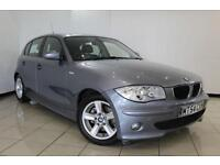2005 54 BMW 1 SERIES 2.0 120D SPORT 5DR 161 BHP DIESEL