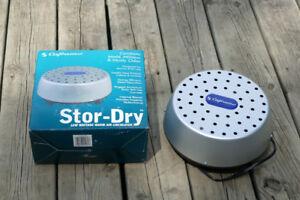 Stor-Dry - propagateur d'air chaud pour VR ou bateau