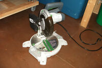 Hausman compound 8'' Mitresaw wit Laser