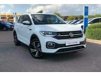2021 Volkswagen T-CROSS ESTATE 1.5 TSI EVO R-Line 5dr DSG Auto SUV Petrol Automa