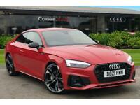 2021 Audi A5 Coup- Edition 1 40 TFSI 204 PS S tronic Auto Coupe Petrol Automati