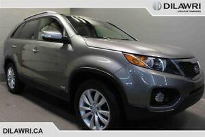 2011 Kia Sorento 3.5L EX V6 AWD at