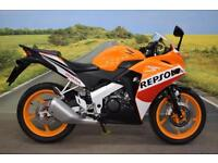 Honda CBR125 **One Owner from New, Excellent Condition, Learner Legal**